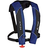 AMRA-132000-500-004-15 * Onyx Outdoors A/M-24 Manual/Automatic Inflatable Life Jacket by Absolute Outdoors