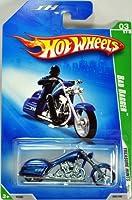 MATTEL CARS HOT WHEELS SUPER-TREA$URE HUNT$ 2009 #3 OF 12 BAD BAGGER