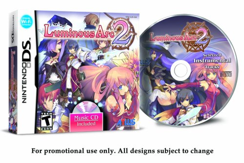 Luminous ARC 2 with Soundtrack CD