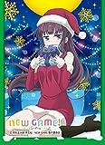 きゃらスリーブコレクション マットシリーズ   NEW GAME! 「滝本 ひふみ (サンタ)」 (No.MT305)