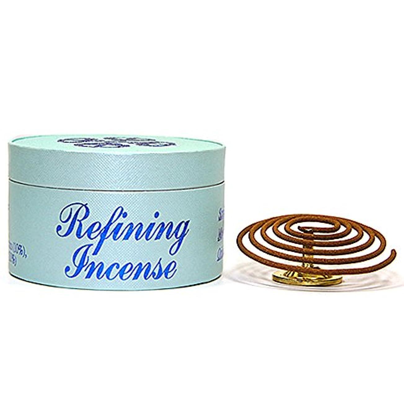 ボトルネック咳花Refining Incense – 24 Pieces 4-hour Incenseコイル – 100 % Natural – i003s