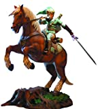 First 4 Figures The Legend Of Zelda: Twilight Princess: Link On Epona Statue by First 4 Figure [並行輸入品]