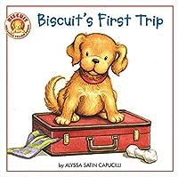 Biscuit's First Trip by Alyssa Satin Capucilli(2010-01-26)