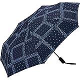 ワールドパーティー(Wpc.) 雨傘 折りたたみ傘 自動開閉傘 ペイズリー 58cm レディース メンズ ユニセックス MSJ-053