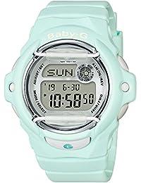 [カシオ]CASIO 腕時計 BABY-G ベビージー ブルーミングパステルカラーズ BG-169R-3JF レディース