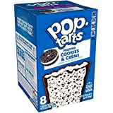 Pop Tart Cookies and Cream 8x50g