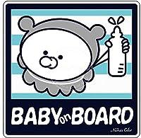 Baby On Board 金属板ブリキ看板警告サイン注意サイン表示パネル情報サイン金属安全サイン