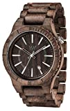 Amazon.co.jp[ウィウッド]WEWOOD 腕時計 ウッド/木製 ASSUNT CHOCO ROUGH カレンダー 9818086 メンズ 【正規輸入品】