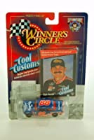 1998 - Kenner - Winner's Circle - NASCAR 50th Anniversary - Cool Customs Series - 1956 Ford Fairlane Victoria Coupe -