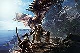 モンスターハンター:ワールド - PS4 画像