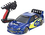 京商 ラジオコントロール 15 エンジン ツーリングカー シリーズ ピュアテン GP 4WD FW-06 レディセット SUBARU IMPREZA WRC 2006 KT-231P+付 33209