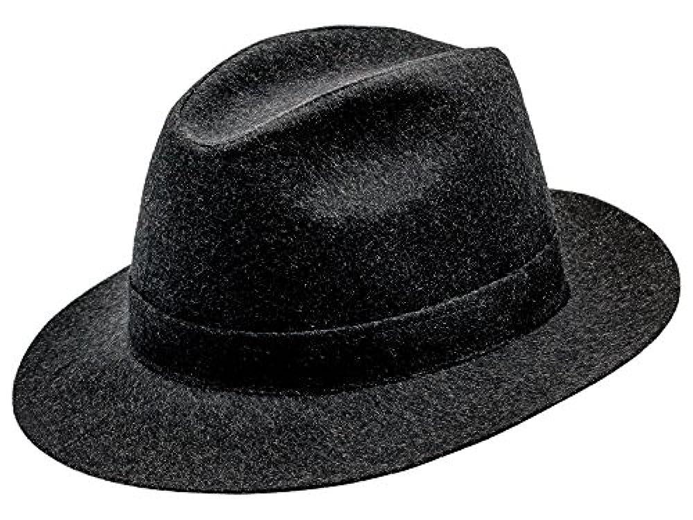 首北西性格Sterkowskiウール縫製コルレオーネFedoraマレンゴヴィンテージ帽子