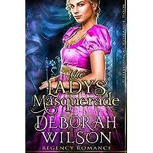 Regency Romance: The Lady's Masquerade (A Historical Romance Book)