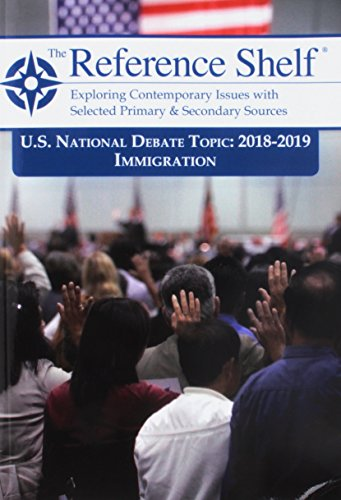 Download National Debate Topic 2018-2019 (Reference Shelf) 1682178668
