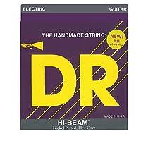 DR HI-BEAM LHR-9 LITE&HEAVY エレキギター弦×12セット