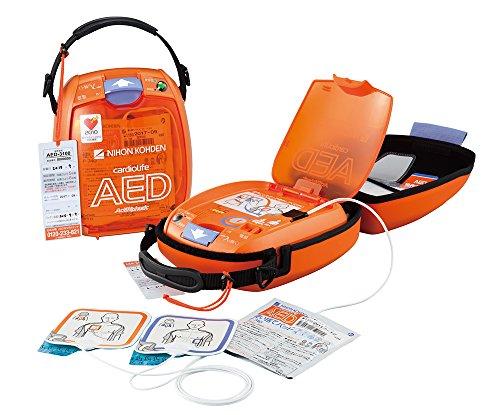 自動体外式除細動器 AED-3100 カルジオライフ