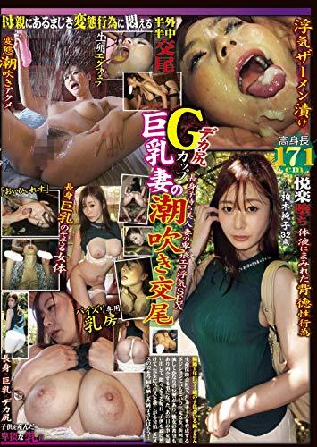 Gカップデカ尻巨乳妻の潮吹き交尾 豊彦 [DVD]