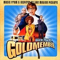 オリジナル・サウンドトラック『オースティン・パワーズ:ゴールド・メンバー』 <OST1000>