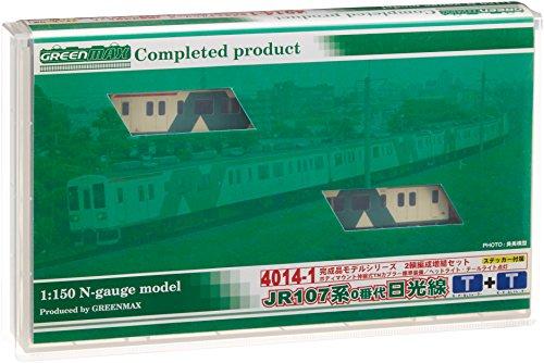 Nゲージ 4014-1 JR107系0番代 日光線 増結 (塗装済完成品)