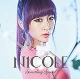 Something Special♪ニコルのCDジャケット