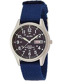 [アルバ]ALBA 腕時計 ソーラー ハードレックス 10気圧防水 AEFD556 メンズ
