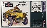 アクセサリーズ・グレートブリテン 1/72 ハンバー Mk.2 偵察車 プラモデル AGB72502