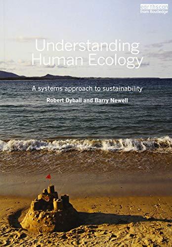 Download Understanding Human Ecology 1849713839