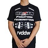 (リバーサル) REVERSAL 半袖Tシャツ RIZIN × reversal WELCOME JAPANESE MMA TEE [T454]