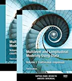 Multilevel and Longitudinal Modeling Using Stata, Volumes I and II