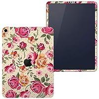 igsticker iPad Pro 11 inch インチ 対応 apple iPad Pro11 シール アップル アイパッド A1934 A1979 A1980 A2013 iPadPro11 全面スキンシール フル 背面 側面 正面 液晶 タブレットケース ステッカー タブレット 保護シール 人気 薔薇 花 ピンク 004834