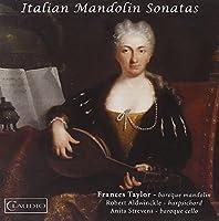 イタリアのマンドリン・ソナタ集