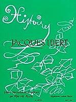 イベール (ミュール編) : 物語 サクソフォンとピアノのための (サクソフォン、ピアノ) ルデュック出版