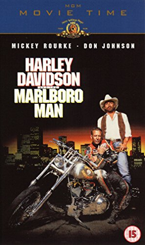 Harley Davidson and the Marlboro Man [VHS] [Import]