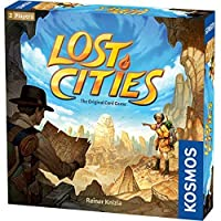 Lost Cities Card Game - with 6th Expedition [並行輸入品]