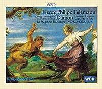 テレマン:歌劇「当世風な情夫ダモン(アルカディアのサテュロス)」(3枚組)