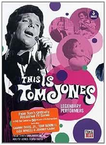 This Is Tom Jones: Legendary Performers [DVD] [Import]