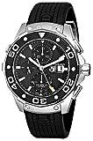 タグホイヤー メンズウォッチ アクアレーサークロノグラフ腕時計 2011年モデル CAJ2110FT6023 TAG Heuer社【並行輸入】