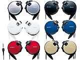 ソニー SONY ヘッドホン MDR-Q68LW : コード巻き取り式 薄型耳かけスタイル ホワイト MDR-Q68LW W 画像
