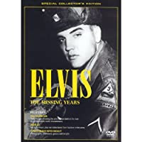 Elvis: The Missing Years [DVD] [Import]