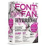 フォント・アライアンス・ネットワーク FONT x FAN HYBRID 6