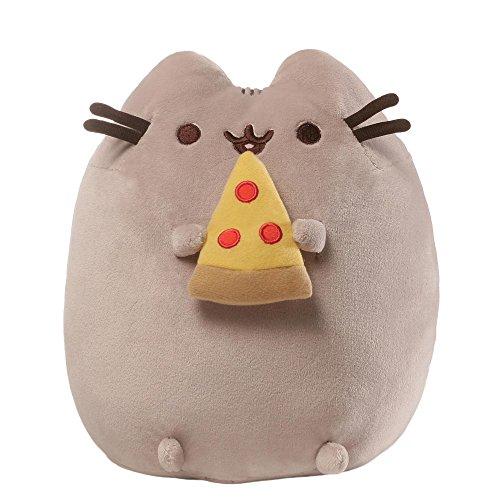 GUND Pusheen the Cat プシーン キャット ウィズ ピッツァ Pusheen Pizza 9.5