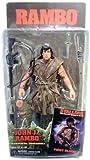 "Rambo First Blood Series 2 7"" Survival Figure ランボー"