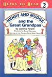 Henry and Mudge and the Great Grandpas (Henry & Mudge Books (Simon & Schuster))