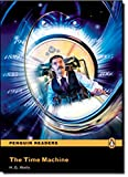 The Time Machine CD Pack (Book &  CD) (Penguin Readers (Graded Readers))