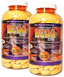 Complex Of BCAA/2200mg-250Tablets 【アメリカメーカーから海外直送品】 コンプレックス オブ BCAA 250錠