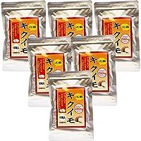 メディワン キクイモ レモン風味 60g(500mg×120粒) 【6袋セット】 イヌリン2,560mg(1日8粒あたり) 栄養補助食品