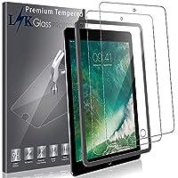 iPad Mini/iPad Mini 2/iPad Mini 3スクリーンプロテクター、LK [ 2パック]強化ガラスwith生涯交換保証