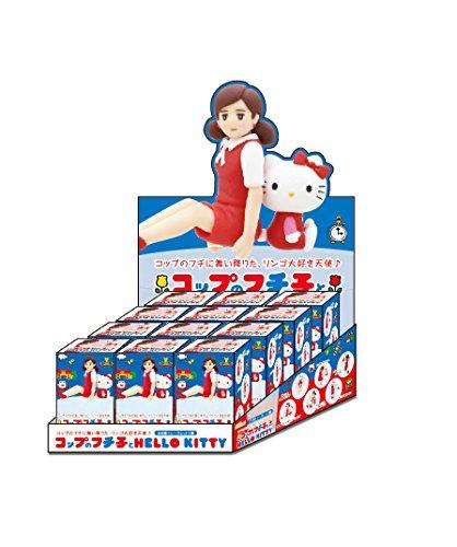 컵의 후치 자와 HELLO KITTY 피규어 마스코트 BOX- (2014-12-24)