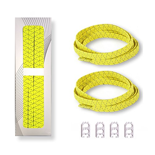 Buddy Elastic No Tie Shoelaces for all ages Pefect...