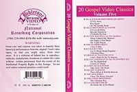 Twenty Gospel Video Classics, Volume 5
